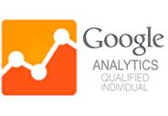 Cualificación Individual Google Analytics
